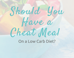 Should I eat a cheat meal on a low carb diet? This question get asked a lot so I wanted to shed some light and give my opinion on the subject.