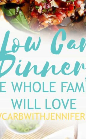 25 LOW CARB DINNERS PINTEREST 2