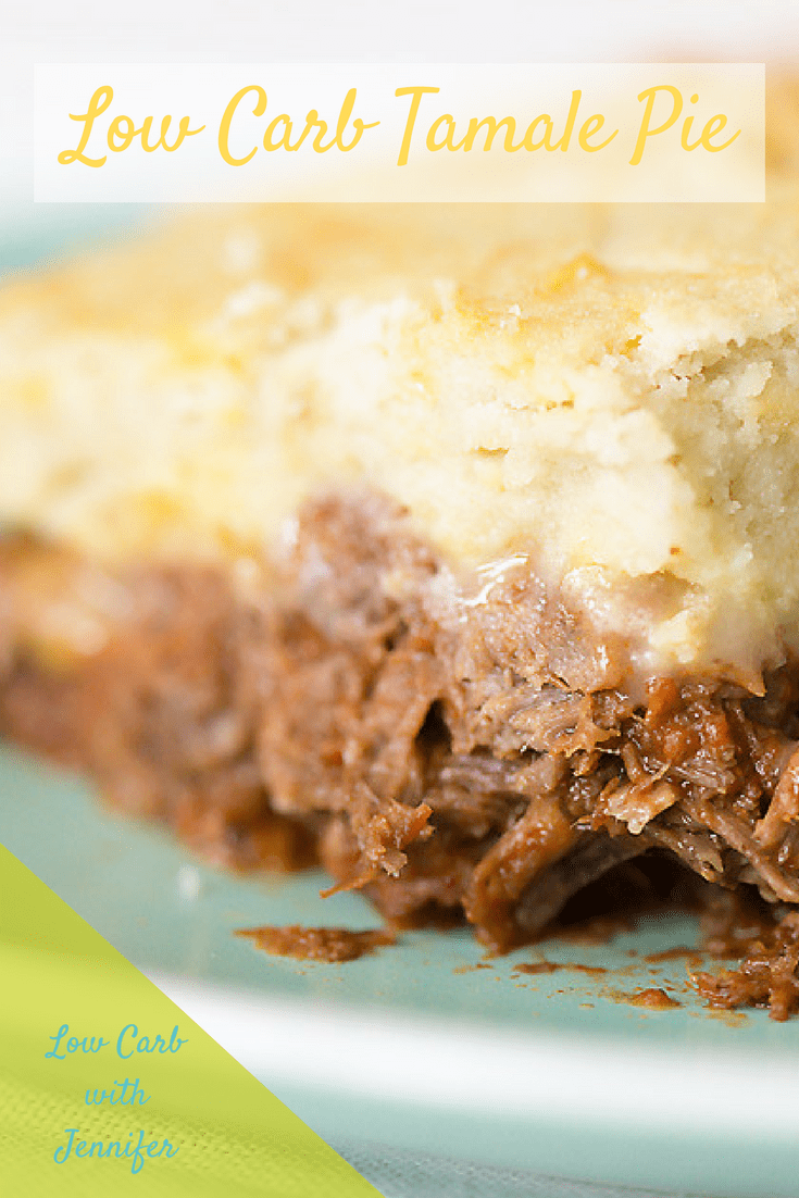 Low carb tamale pie without all of the carb guilt!