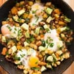 low carb breakfast hash