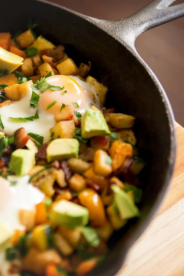 Low Carb Breakfast Hash Low Carb With Jennifer