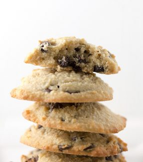 Healthy Chocolate Chip Cookies - Low Carb and Gluten Free