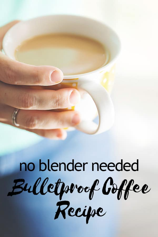 Keto coffee is the perfect drink recipe to have while following a low carb lifestyle. I love this bulletproof coffee creamer recipe because it is super easy and delicious! Perfect for the Ketogenic diet!