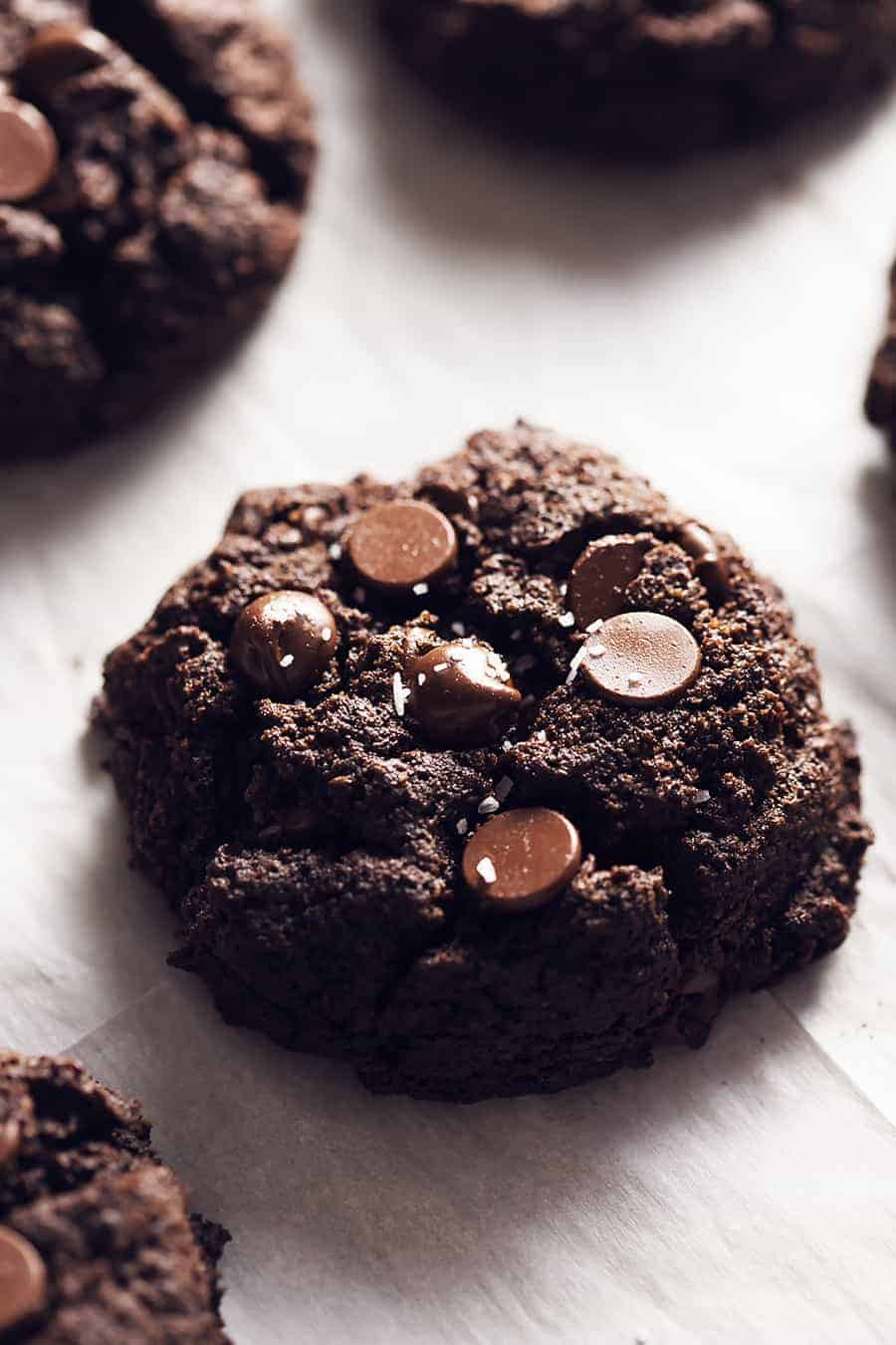 keto brownie cookies