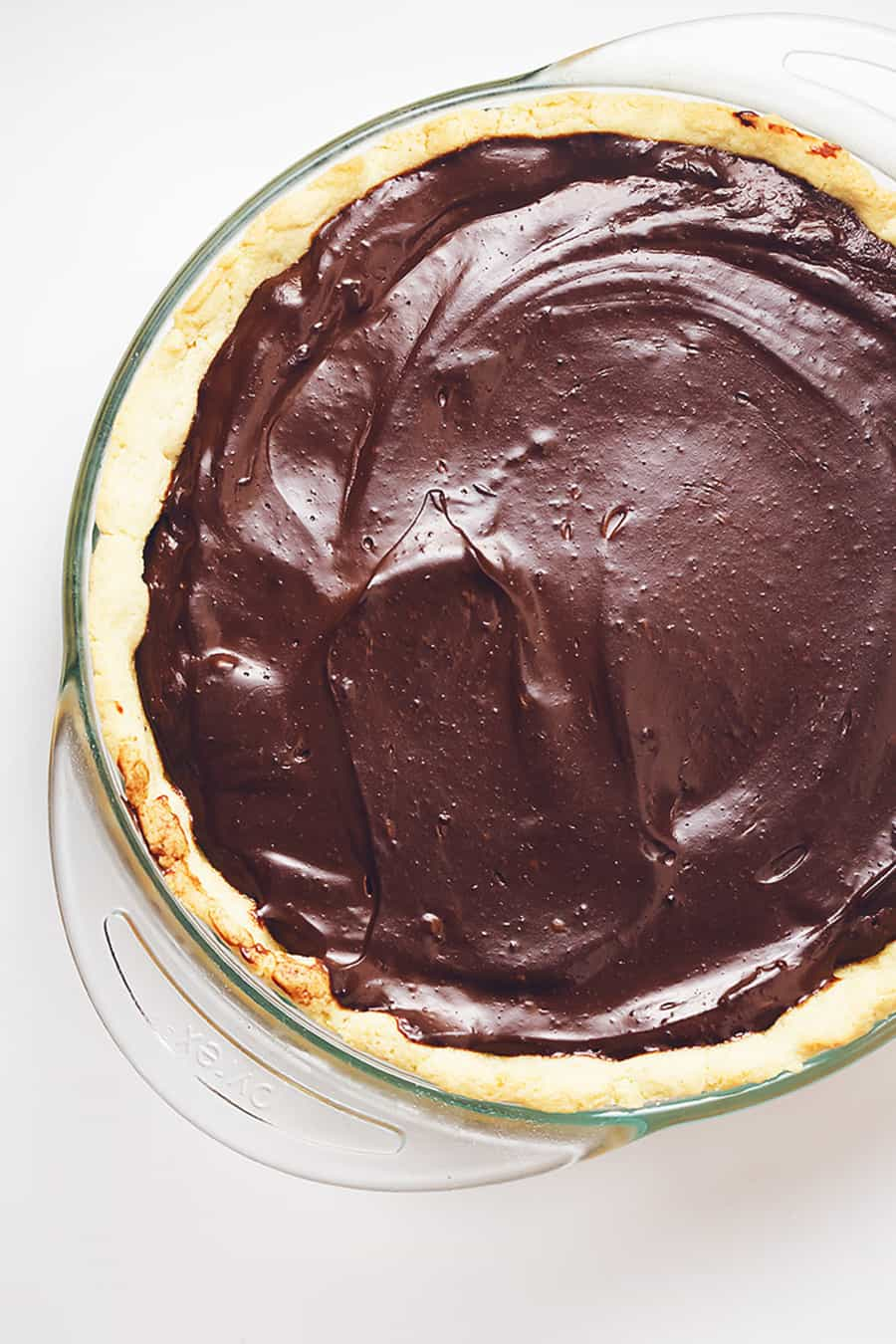 a whole sugar free chocolate pie