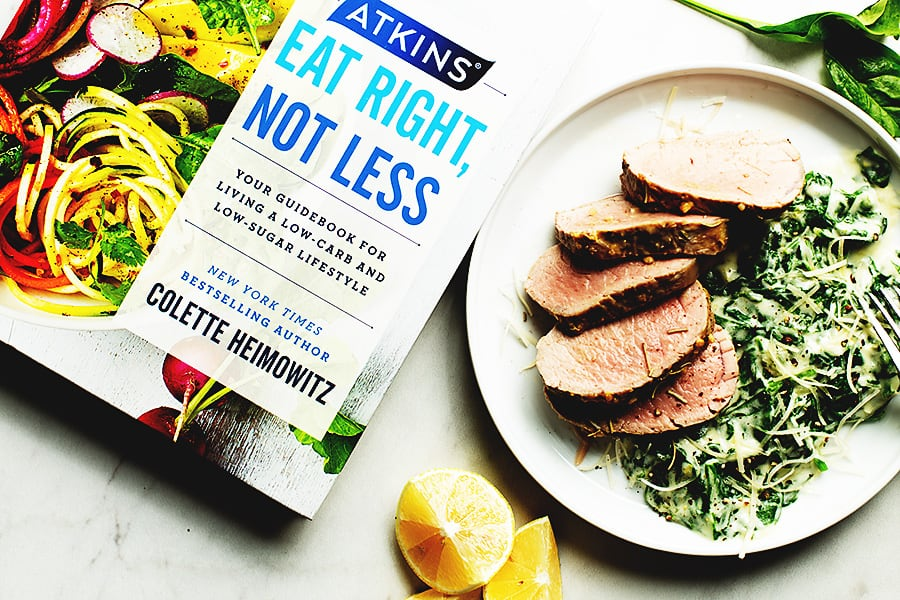 atkins eat right, not less