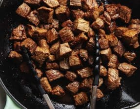 steak tips marinade