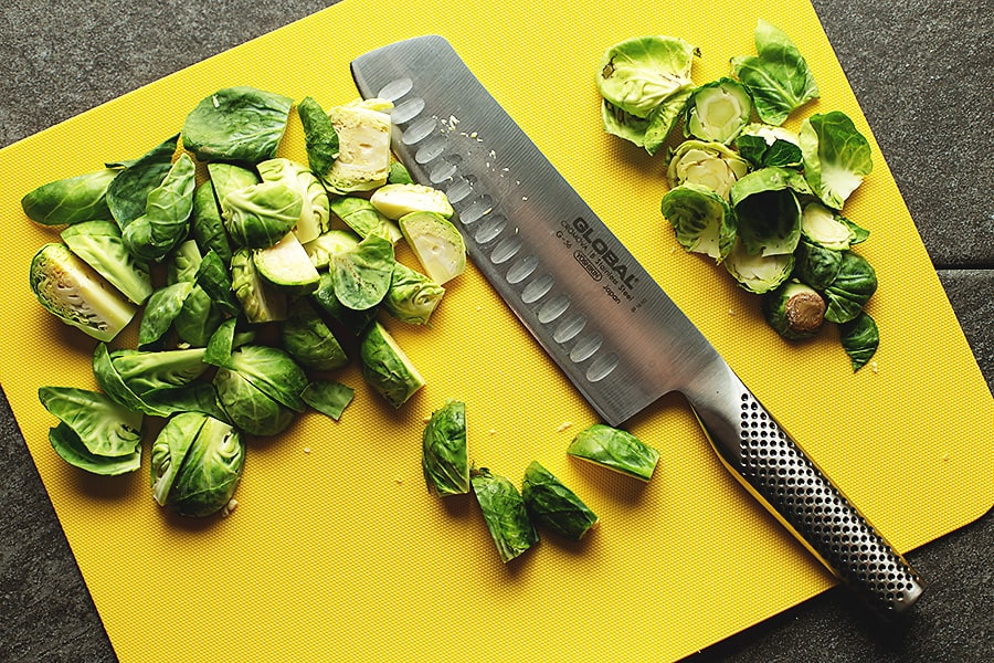 How to Cook Brussels sprouts in the Air Fryer