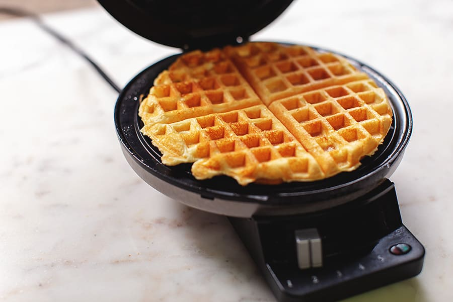 Protein Waffles Recipe