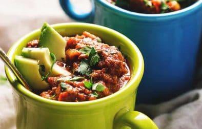 Keto Chili no Beans