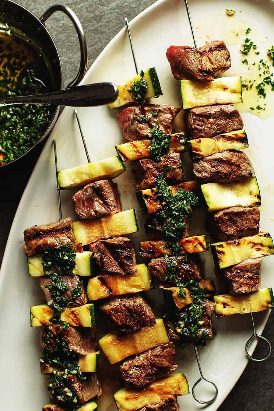 Steak Shish Kabob