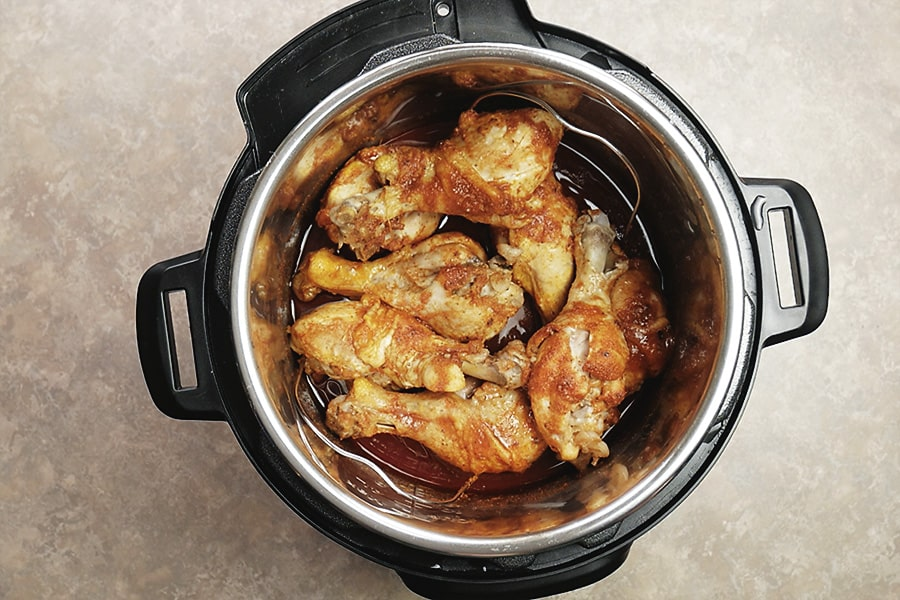 instant pot chicken drumsticks
