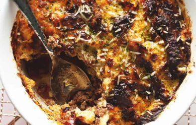 Air Fryer Lasagna