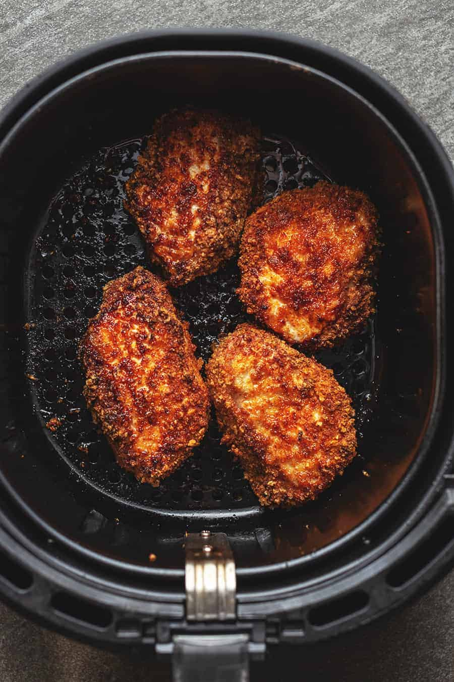 How to make sausage patties in the air fryer