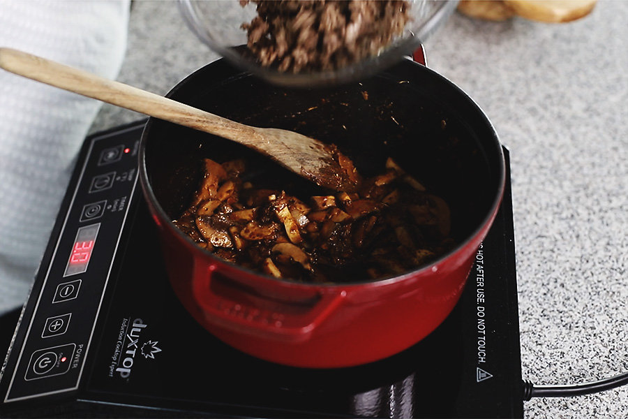 ground beef stroganoff recipes