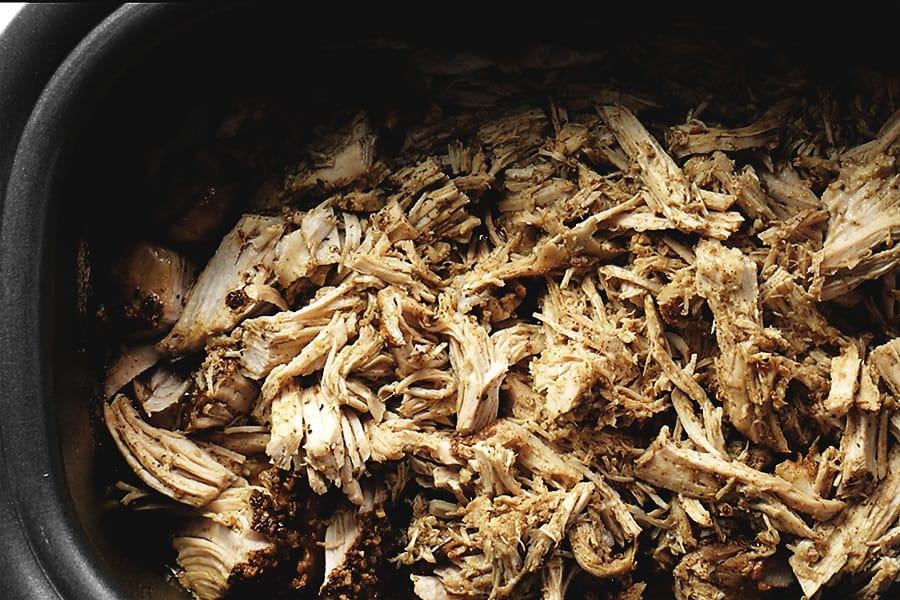 slow cooker pork loin
