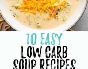 soup recipe pinterest pin