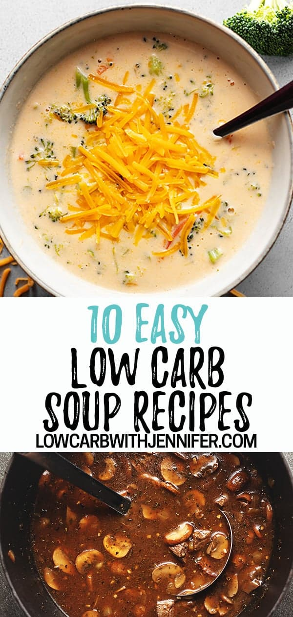 soup recipe pinterest pin