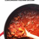 chicken cacciatore stew pinterest pin