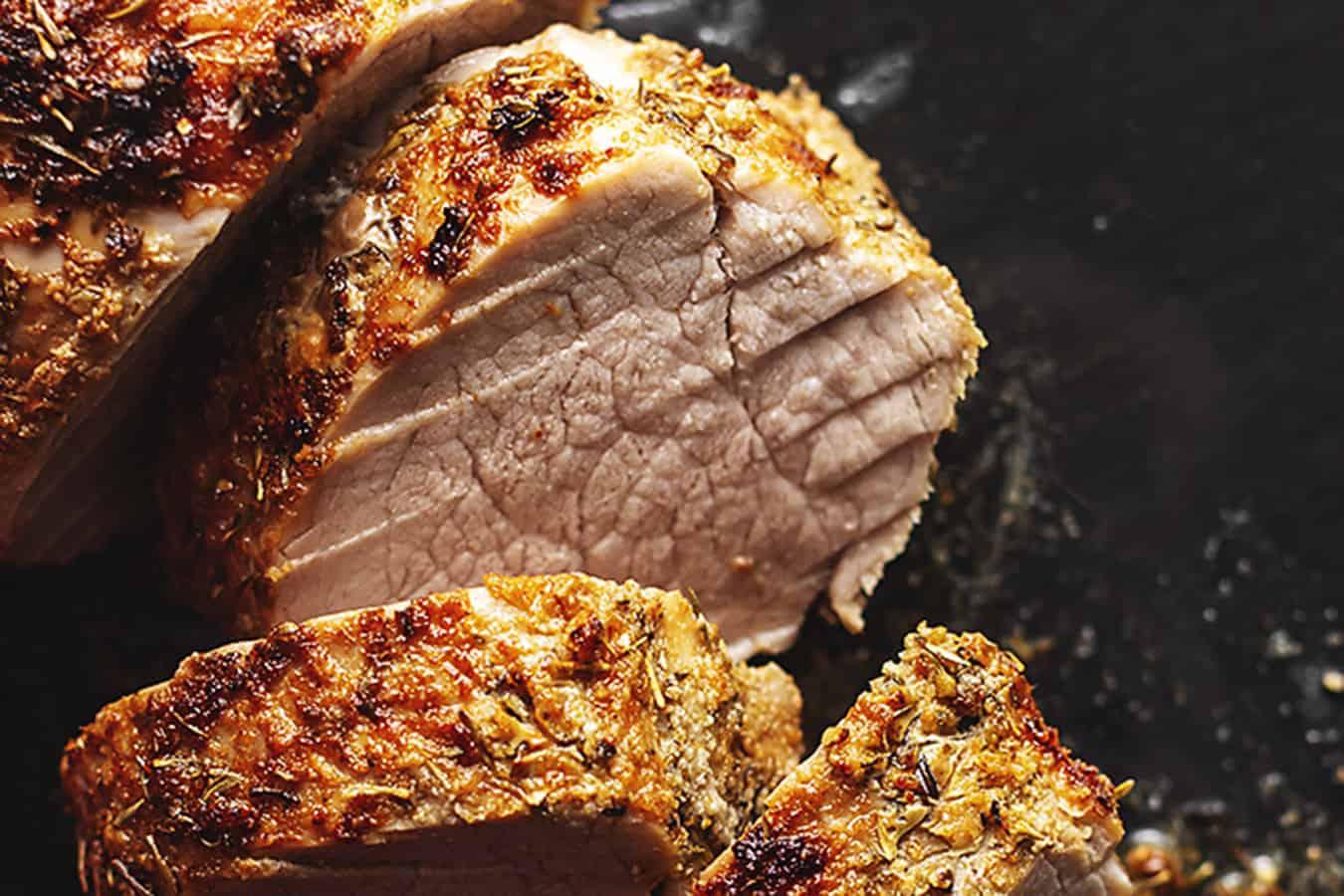 The Best Air Fryer Pork Tenderloin Low Carb With Jennifer