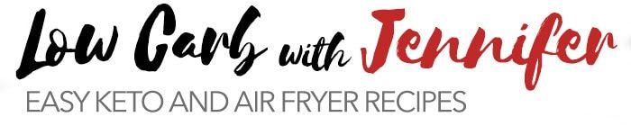 Low Carb with Jennifer logo
